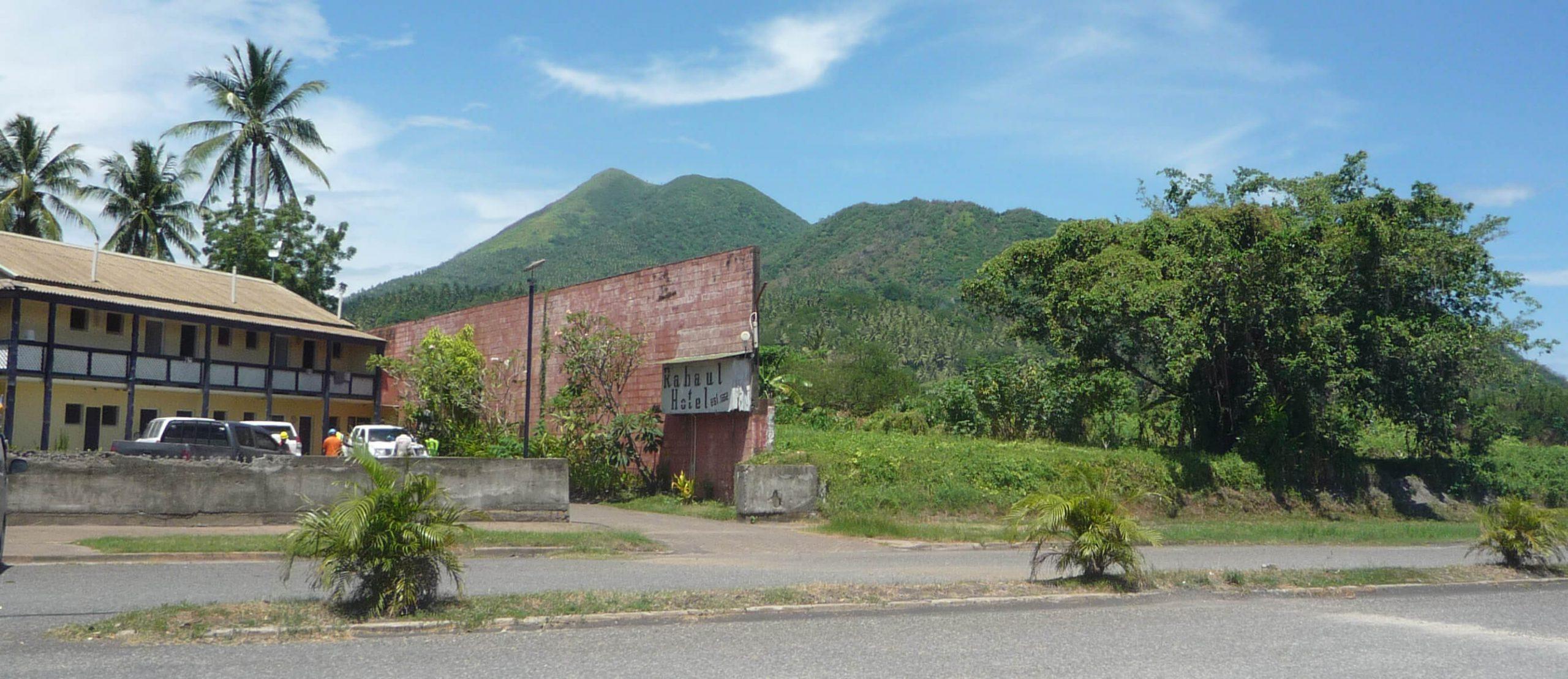 Hotel in Rabaul