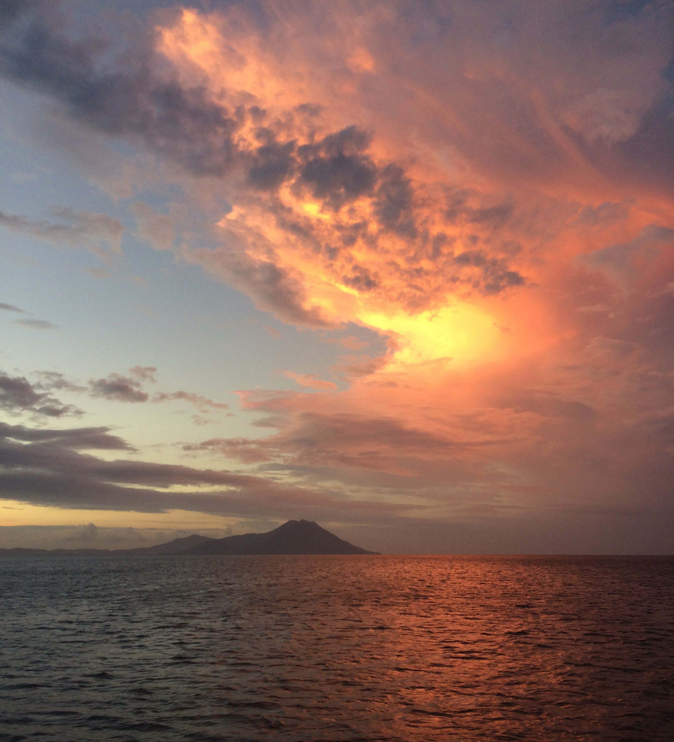 Rabaul volcanoes