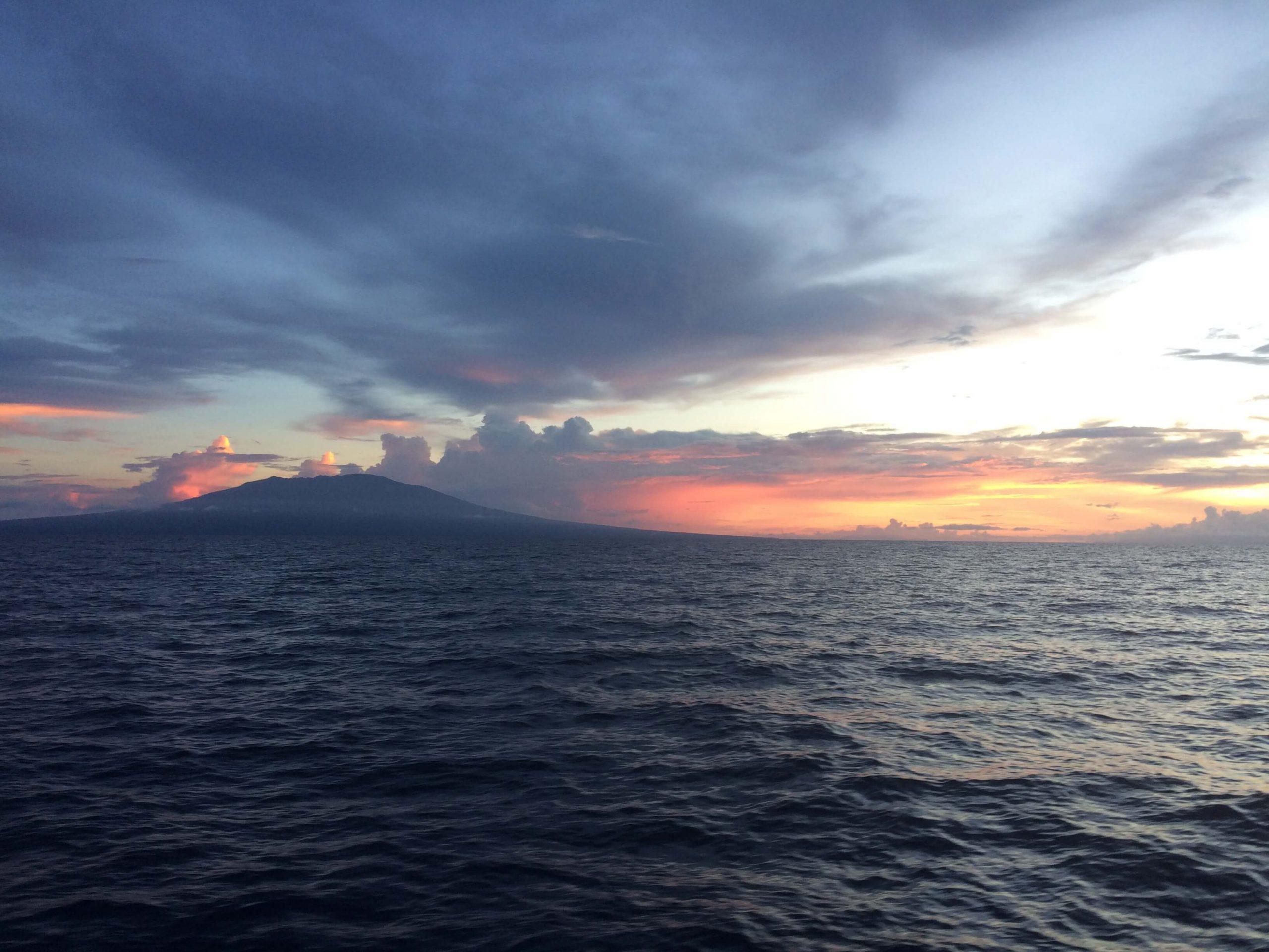 Kolombangara Island