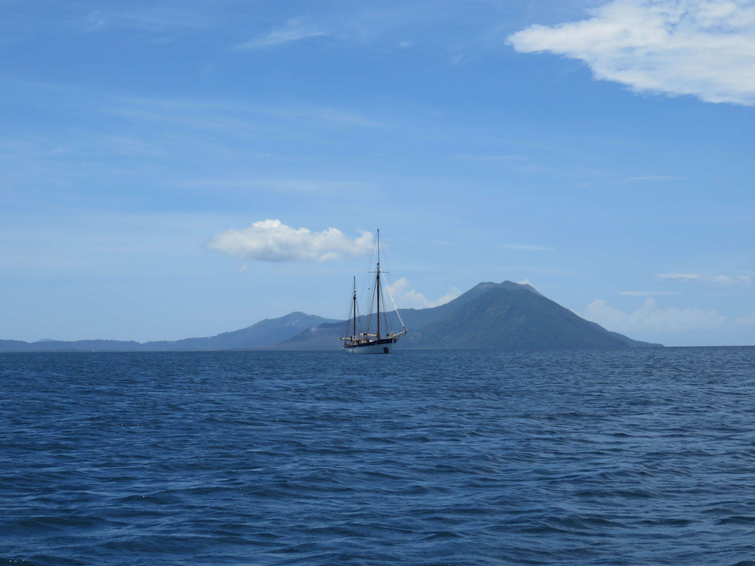 Near Rabaul