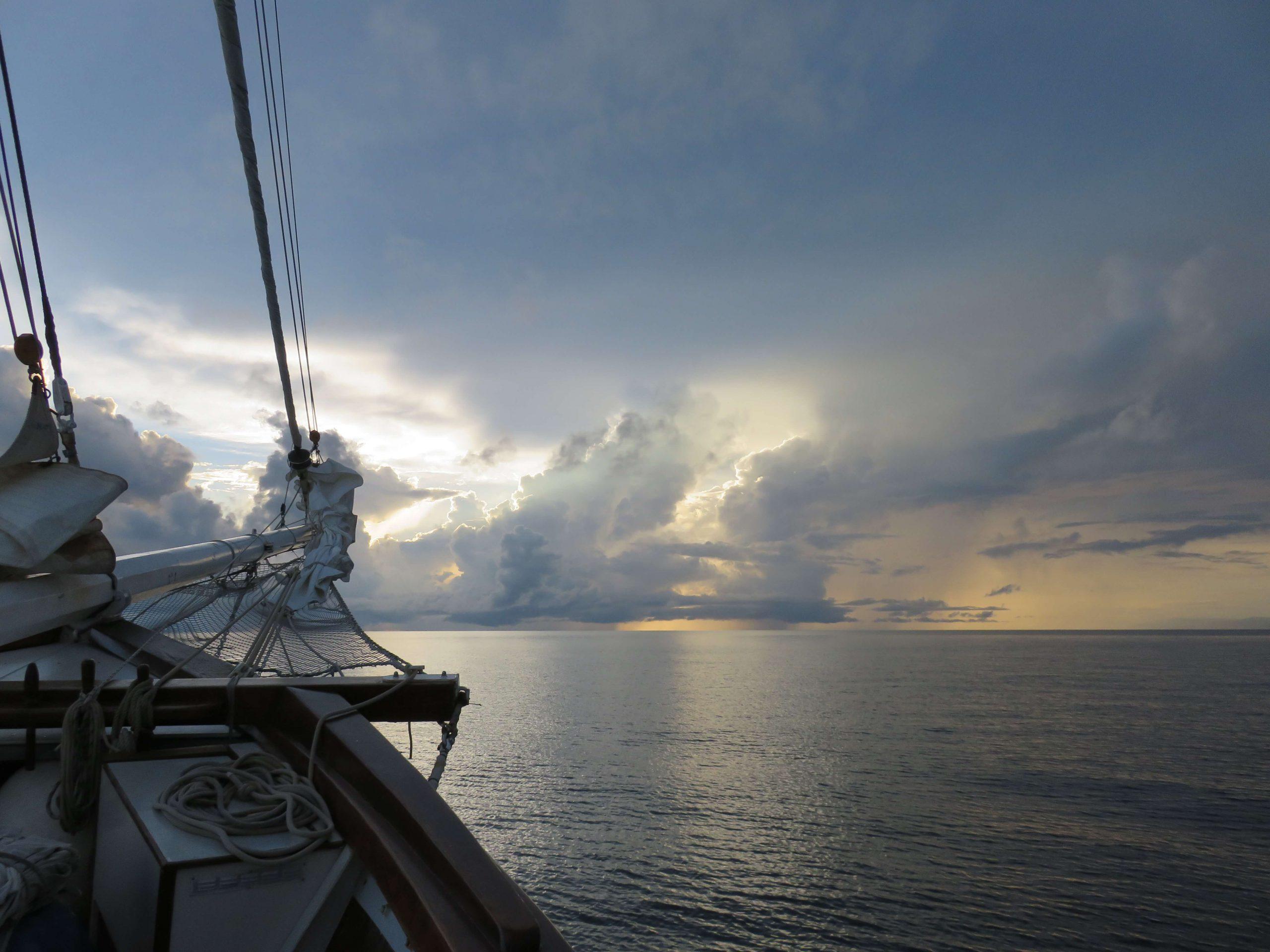 Adrift on the Bismarck Sea