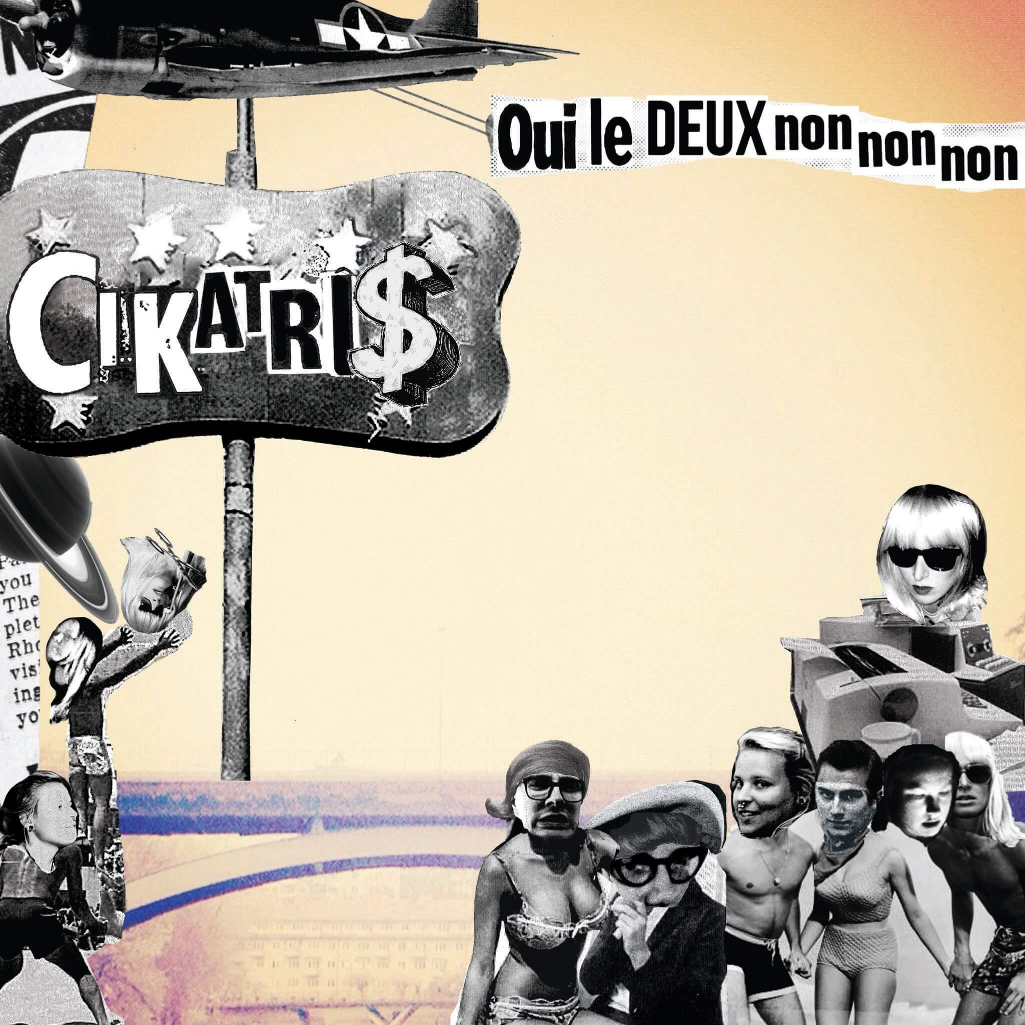 Oui le deux non non non (EP, Rundgång Rekords/ Sax Records) 2013