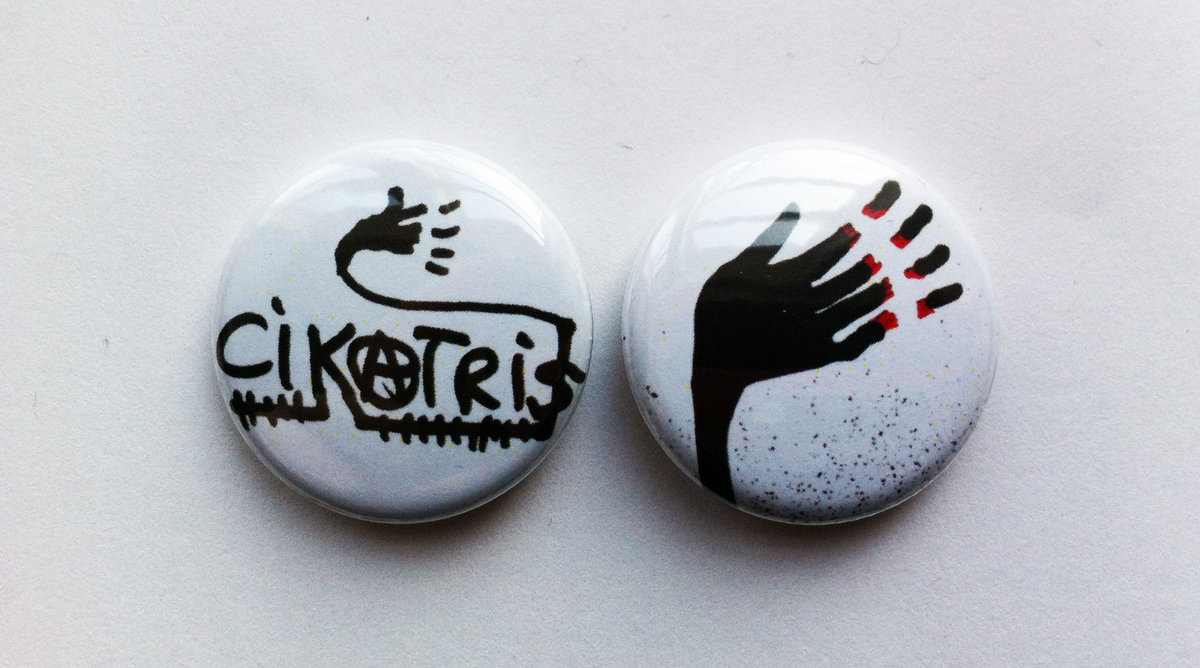 first ep button set
