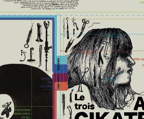 Graphic record artwork