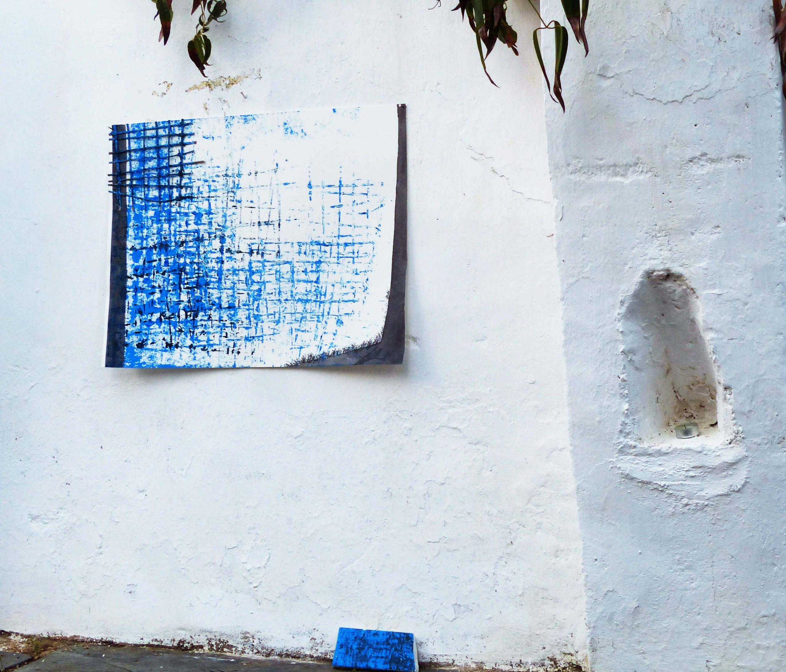 Artwork 3 at Obras, 2017
