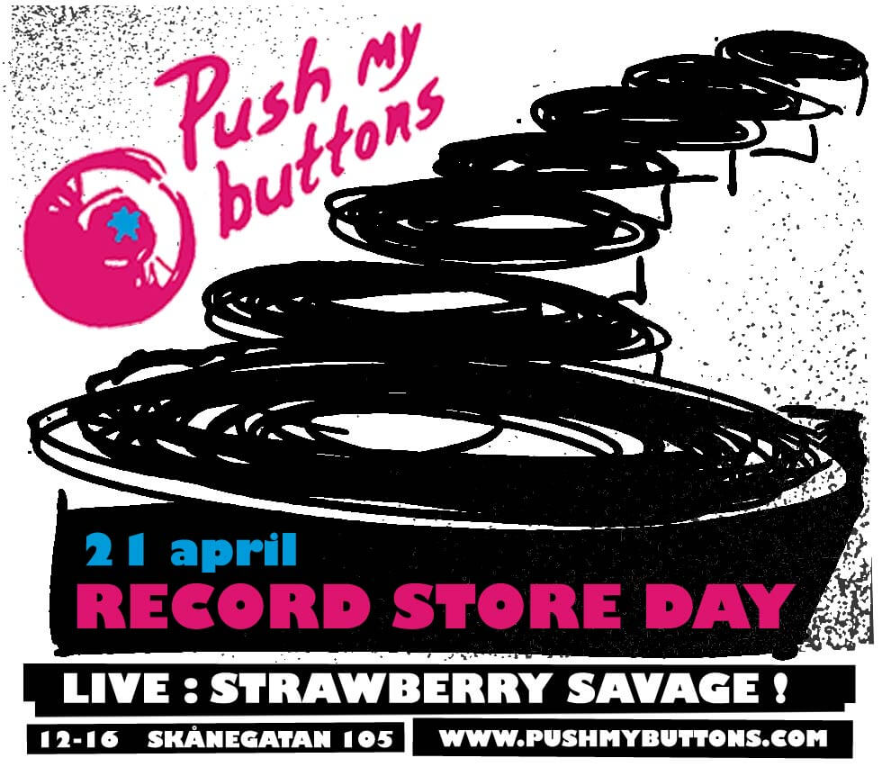 Poster Record Store Day