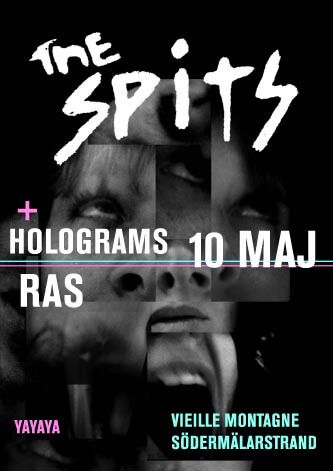 Poster The Spits 2015