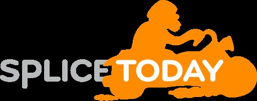 Logo Splice today